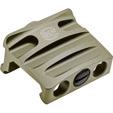surefire m300 scout surefire offset rail mount for m300 m600 scout light rm45