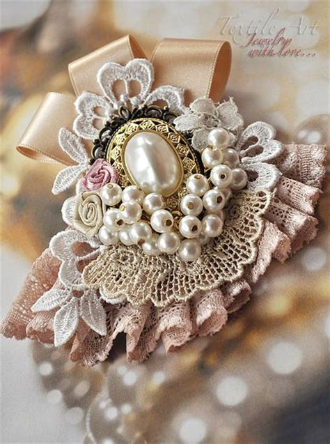 Brooch Handmade creative ideas of handmade brooch design 12 womenitems