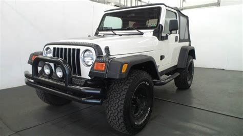 2000 Jeep Wrangler For Sale 2000 Jeep Wrangler For Sale In Rochester Ny Carsforsale