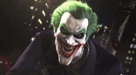 imagenes de joker injustice blog joker novo trailer de injustice gods among us
