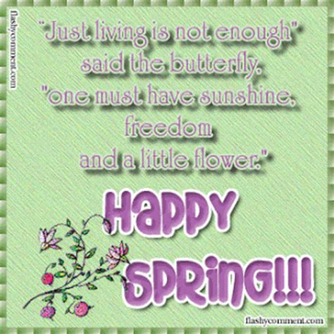 spring quotes happy spring break quotes quotesgram