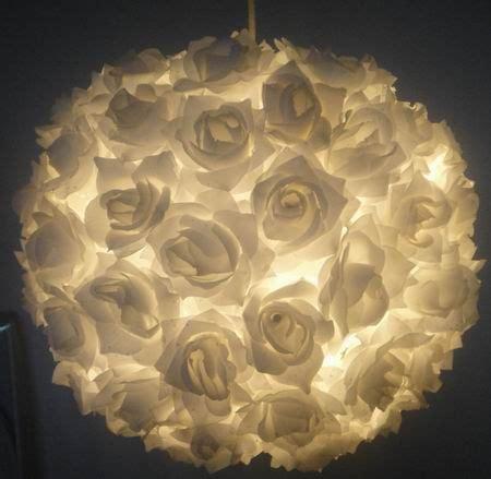 How To Make Flower Paper Lanterns - flower lanterns