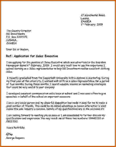 14 how to write college application letter   Lease Template