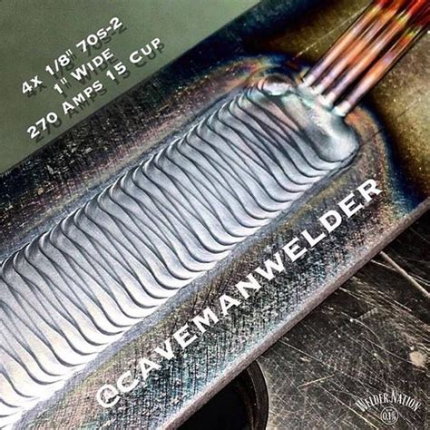 welding patterns stick 17 best images about awesome tig welds on pinterest