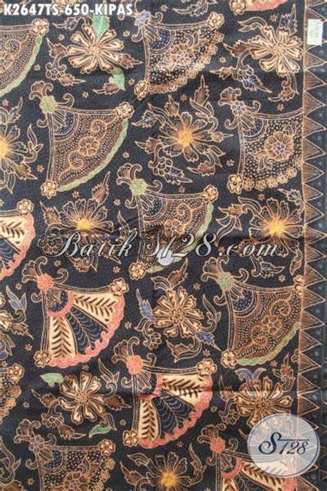 tutorial kain batik kipas kain batik premium motif kipas proses tulis soga batik
