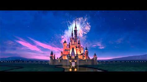 Walt Disney Movie Intro Hd Youtube Disney Intro