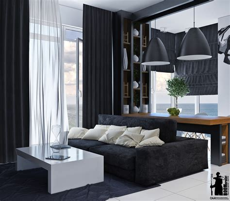 Livingroom Color Schemes monochromatic living room colors idea combined with wooden