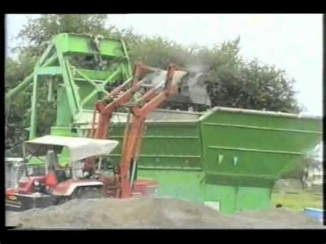 Schwing Stetter Cp 18 Batching Plant Youtube