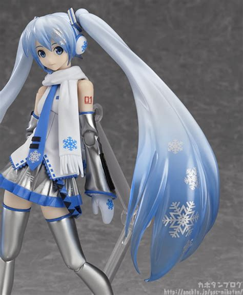 smile company announces snow miku figma preorders open early 2014 mikufan