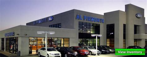 Ford Dealership Chicago by A Chicago Ford Dealership You Can Trust Al Piemonte Ford