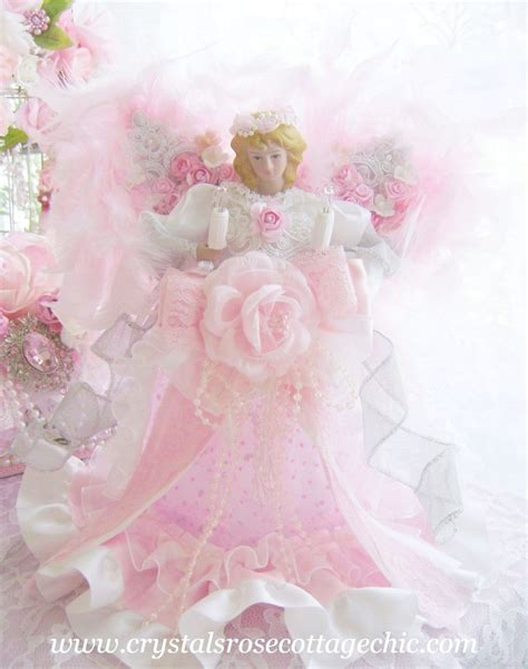 shabby chic tree toppers 17 best images about shabby chic on