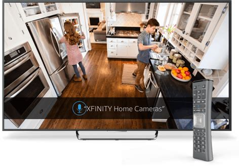 xfinity 174 home security features