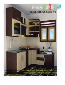 desain dapur kecil murah 86 kitchen set minimalis untuk dapur kecil adanya