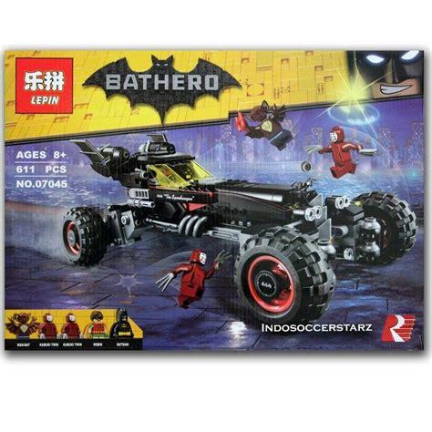 Lepin 07057 Batman Scarecrow Special Delivery pin by yustina probowati on mainan lego bricks