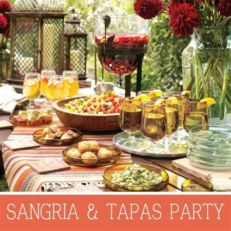 tapas dinner ideas 25 best ideas about decorations on