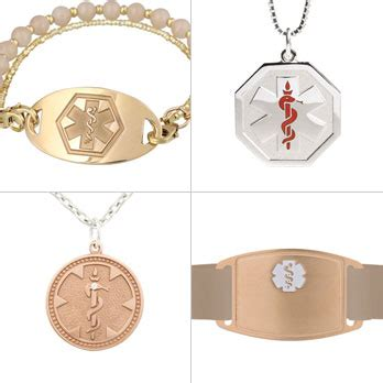 Shop Women's Medical Alert Jewelry   New Styles for Her