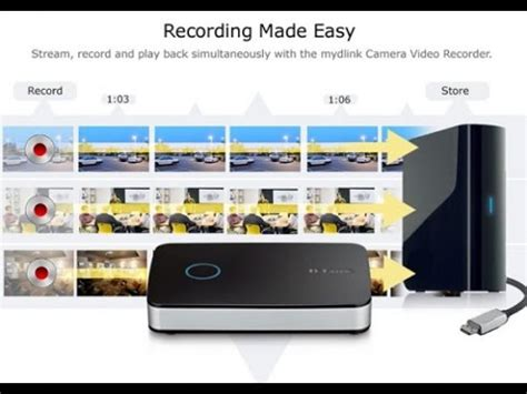 d link recording d link recorder recording made easy