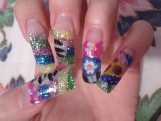 imagenes de uñas acrilicas encapsuladas passion for nails u 241 as encapsuladas