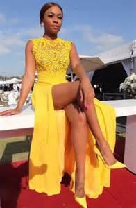 Wedding Shoes Durban How Bonang Slayed At Dbn July