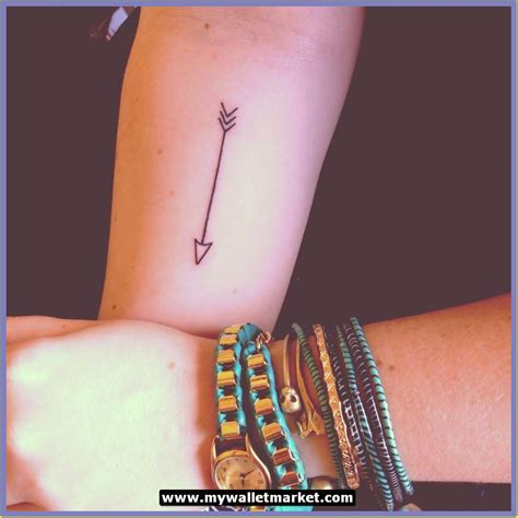 feminine arrow tattoo awesome tattoos designs ideas for and arrow