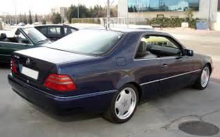 1996 Mercedes S600 1996 Mercedes S600 Specs