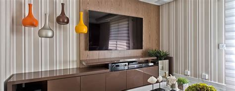 la casa del televisor 161 11 ideas fabulosas para decorar la pared del televisor