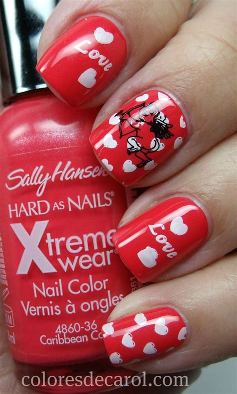 25 best s day nails nail art design ideas for