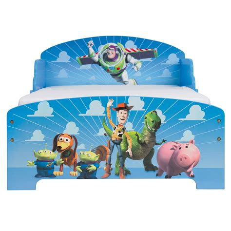 toy story bed toy story mdf junior toddler bed mattress new boxed