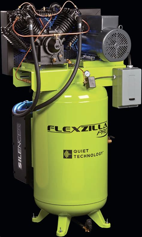 legacy manufacturing flexzilla pro air compressors in shop compressors