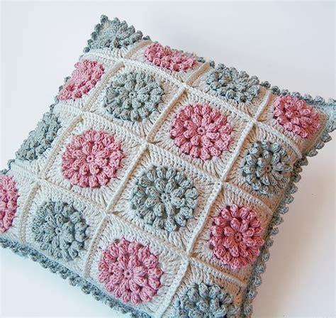 Crochet Pillow by