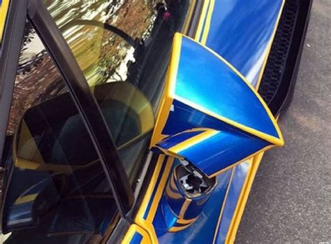 Spion Mobil Lamborghini wuih ternyata harga spion lamborgini rp 15 juta mobilmo