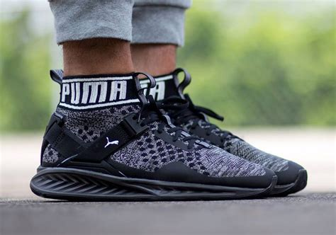 Sepatu Casual Dans Garison Black ignite evoknit sneaker bar detroit