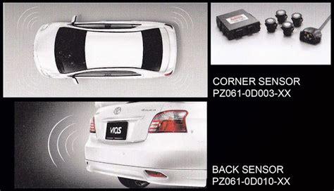 Rear Sensor Mundur Redbat All New Vios 2014 2016 Ccd toyota fortuner trd accessories html autos post