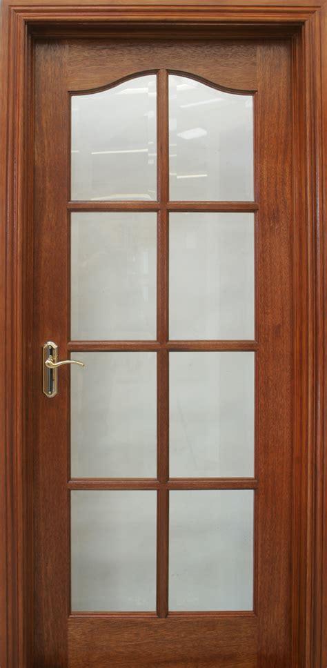 Kent Pre Glazed (40mm)   Internal Doors   Mahogany Doors