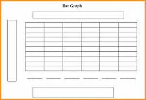 Template For Bar Graph by Doc 600464 Blank Bar Graph Templates Blank Bar Graph