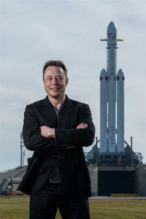 elon musk spacex watch the spacex falcon heavy rocket launch today the