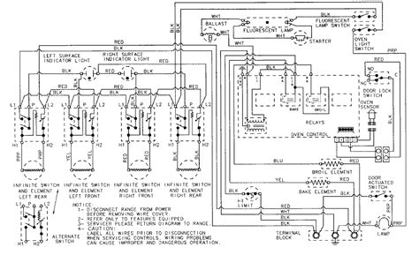 ge range schematics ge electric dryer wiring diagram