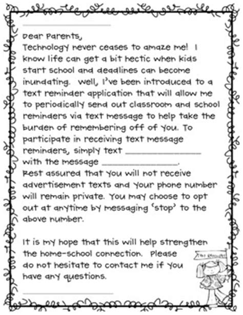up letter to parents remind 101 parent letter by andrea nordhof teachers pay