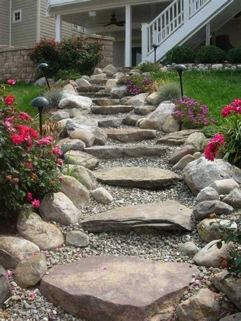 best 25 landscaping a slope ideas on pinterest