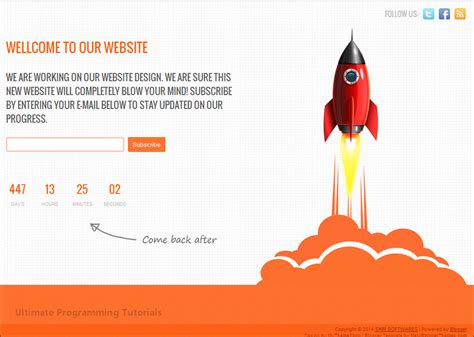 free html construction page template construction template for ultimate