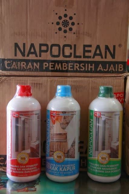 Promo Pembersih Keramik Napoclean Heavy Duty Strong Limescale 1liter H warung magelangs pembersih keramik napoclean tanpa disikat hanya dikuas saja