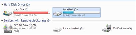 drive c penuh sendiri tips membersihkan file pada drive c area nangkring