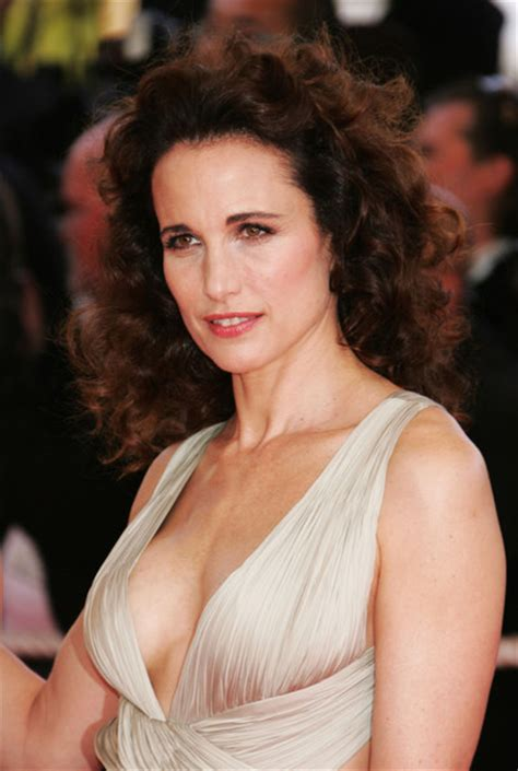 andi macdowell pictures and photos andie macdowell in cannes my blueberry nights premiere