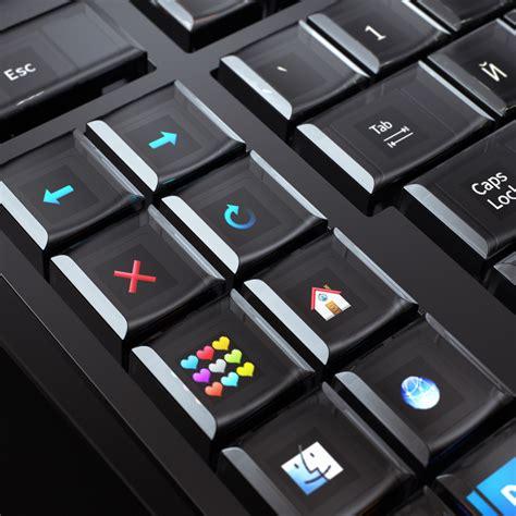 Keyboard Optimus Maximus optimus maximus reprogrammable keyboard lebedev