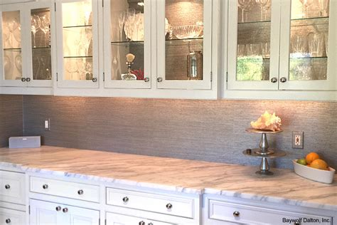 kitchen cabinet wallpaper easy and affordable ways to give boring kitchen cabinet