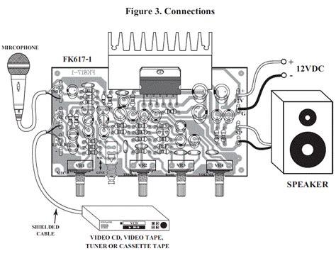 Kit Tone Stereo Well 007s mono power lifier tone volume quality