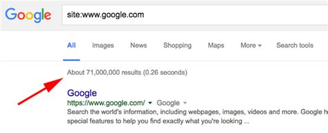 Search Results For Number tries dropping the estimated number of results in the search results thrive digital