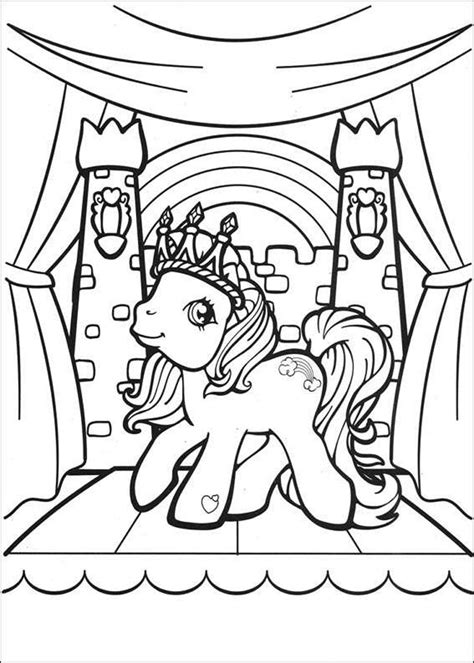I My Coloring Pages My Little Pony Coloring Pages Coloring Pages For Kids by I My Coloring Pages