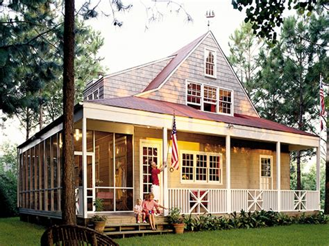 southern living house plans cottage small cottage house plans southern living southern house