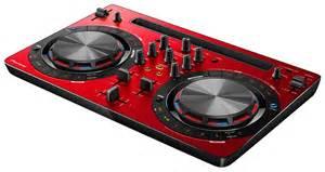 dj pioneer decks pioneer ddj wego3 compact 2 deck dj controller pssl